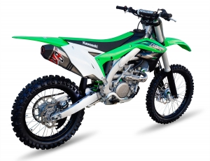 NEW EXHAUST SYSTEM FOR KAWASAKI KX450F  2016
