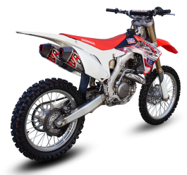 EXHAUST SYSTEM FOR THE  HONDA CRF 450R 2015-2016