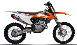 EXHAUST SYSTEM MS15 FOR THE  KTM 350 SX-F 2016