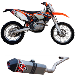 EXHAUST SYSTEM MS15  KTM 350 EXC-F 2014- 2015