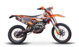 Exhausts system MS-15 Ktm 350 EXC-F 2017