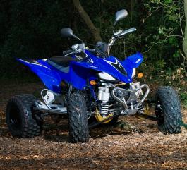 Bumper For Yamaha YFZ 450